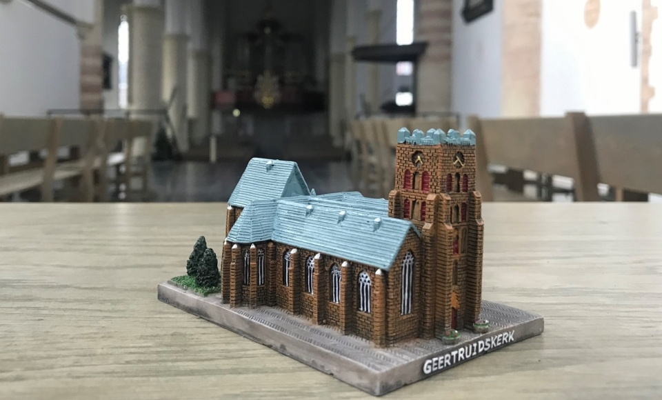 Wordt vriend van de Geertruidskerk te Geertruidenberg