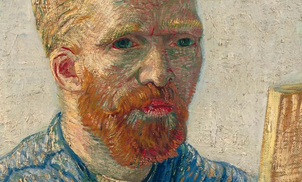 Vincent van Gogh en de Geertruidskerk?